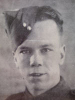 Photo of Bruce Franklin Elliott – Sergeant Bruce Franklin Elliott (March 6, 1918 - June 6, 1944)