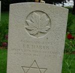Grave Marker – Photo courtesy of Bruce MacFarlane