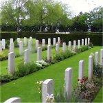 Photo de Cimetière  – Aperçu du cimetière où Leo est inhumé.