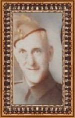 Photo of Richard Kenneth Kimmel – Corporal Richard Kenneth Kimmel Enlisted with Regina Rifle Regiment on July 4, 1940.