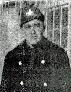 Photo of Jean-Baptiste Lanteigne – Jean-Baptiste Lanteigne whose mother was Canada's Silver Cross Mother in 1962. His brothers Arthur and Philippe Joseph were also killed in WWII.