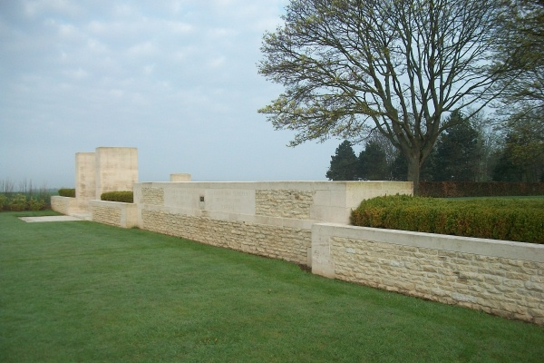 Entrance – Beny-sur-Mer Canadian War Cemetery - April 2017 … photo courtesy of Marg Liessens