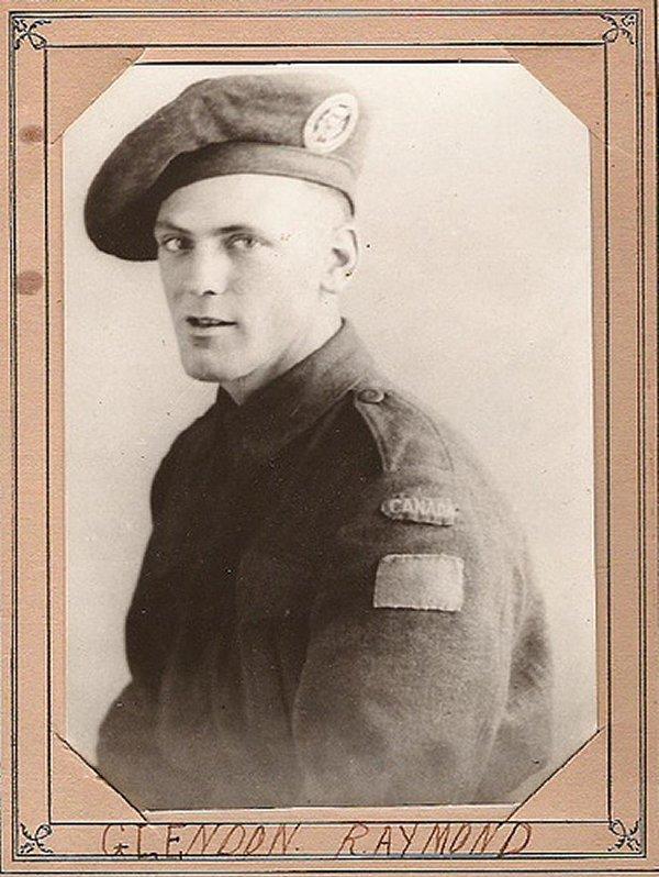 Photo of Glendon Dwight Raymond