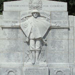 Preston Ontario Cenotaph – Dedicated November 8, 1926.  The names of Preston soldiers killed in the Second World War were added in 1949.