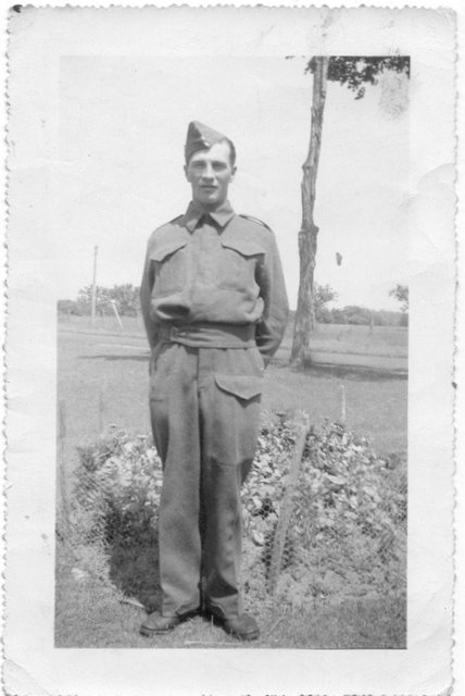 Photo of Howard Vancott