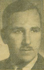 Newspaper Clipping – Squadron Leader Ronald Stanley Weir obit Montreal Star Aug 24 1944 courtesy McGill University archives