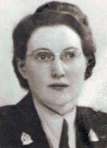 Photo of Nora Hendry Peters – Lieutenant (Nursing Sister) Nora Hendry Peters (1910-1944)