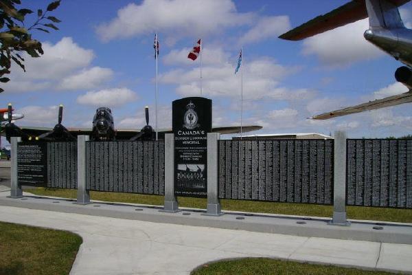 Memorial (Mistaken in photos)