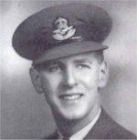 Photo of John Allardyce Allen – J6643 Flight Lieutenant John A. Allen born 28-12-21 Former student of Lawrence Park Collegiate Institute (Toronto)