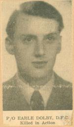 Photo of EARLE GEORGE DOLBY – newspaper KIA