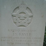 Grave marker – Took a picture of the gravestone while visiting the cemetery.