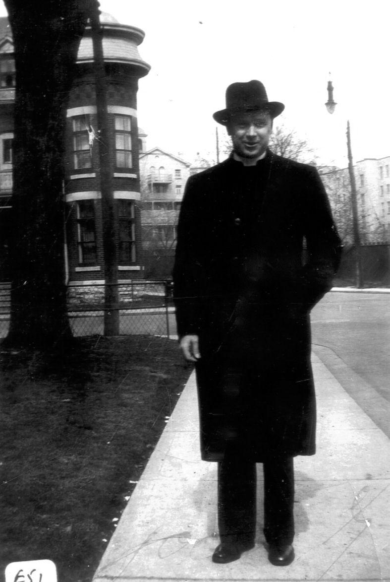 Photo of Thomas Edmund Mooney