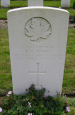 Grave marker – Photo submitted by Marg Liessens