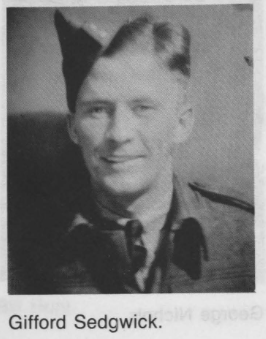 Photo of GIFFORD SEDGWICK – Submitted for the project, Operation Picture Me