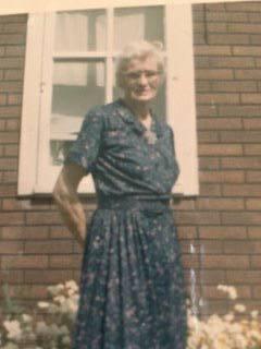Photo of Mary E. Stodgell
