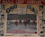 1945 Toronto Maple Leafs Calendar – Submitted By Operation Picture Me