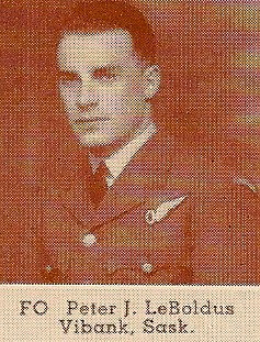 Photo of Peter John Leboldus – His mother, Mrs Leboldus of Vibank Saskatchewan, was the national Silver Cross mother for 1955.  Submitted  for the project, Operation: Picture Me