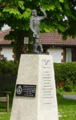 Memorial – The Memorial is located in Dalton-on-Tees, Yorkshire.