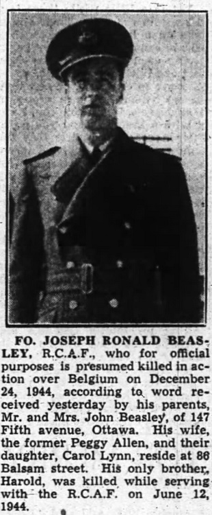 Photo of JOSEPH RONALD BEASLEY – Submitted for the project, Operation Picture Me