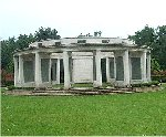 Brookwood Memorial – Photo taken by John S. Brehaut during the Road to Freedom Tour of 2003.