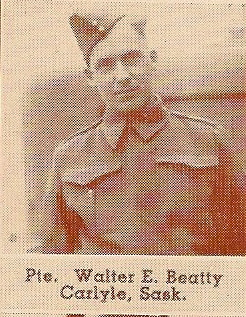 Photo of Walter Earl Beatty – Submitted for the project, Operation: Picture Me