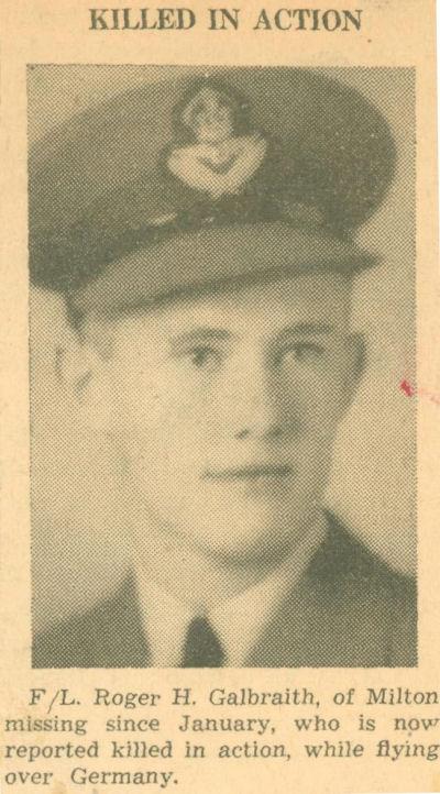 Photo of ROGER HARROP GALBRAITH