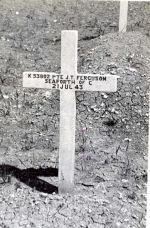 Temporary Gravemarker