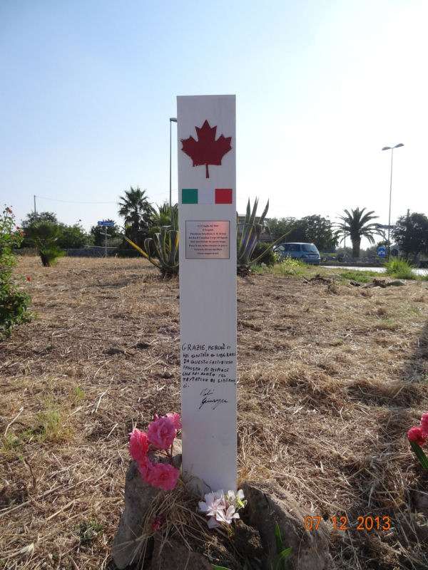 Commemoration Marker