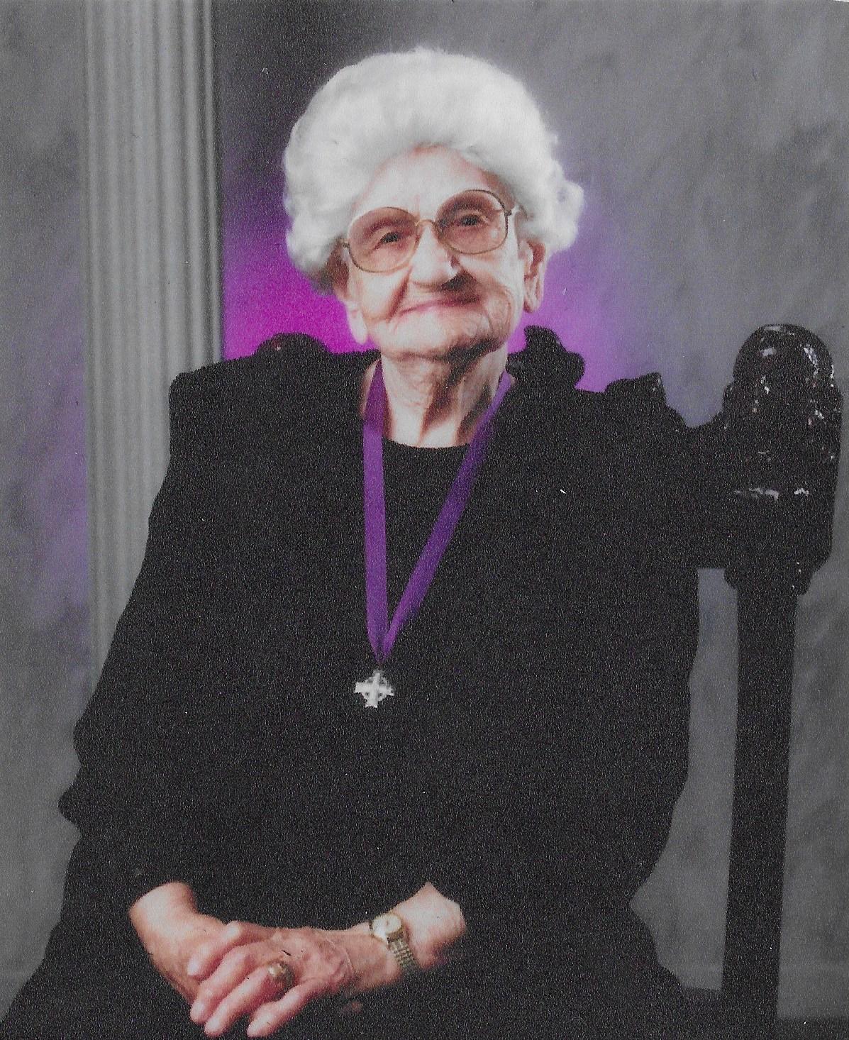 Photo of Wilhelmina Marine Baer