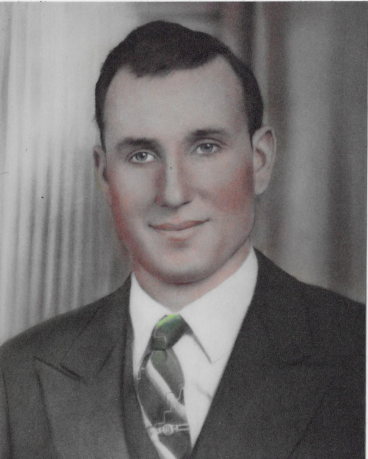 Photo of August Baerr