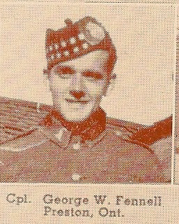 Photo of GEORGE WILLIAM FENNELL – Submitted for the project, Operation: Picture Me