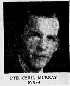 Photo – Photo of CYRIL MURRAY
