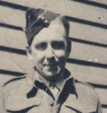 Photo of Stanley Patton – Stanley Patton. Image provided by Padre Phil Miller, RCL, Branch 25, Sault Ste. Marie. We Will Remember Them.