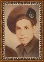 Photo of Gordon Leroy Kimmel (Brother) – Rifleman Gordon Leroy Kimmel Enlisted with Royal Winnepeg Rifles on June 20, 1940.