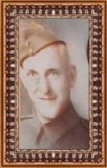 Photo of Richard Kenneth Kimmel (Brother) – Corporal Richard Kenneth Kimmel Enlisted with Regina Rifle Regiment on July 4, 1940.