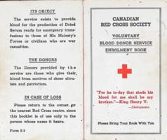 Canadian Red Cross – Submitted for the project, Operation Picture Me