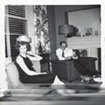 Group Photo – Anne McCooeye McDowell, Lawrence McCooeye (sister and brother circa 1960's)