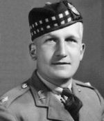 Photo of Harold McCutcheon – In memory of the members of the 48th Highlanders of Canada who went to war and did not come home.   Submitted on behalf of the 48th Highlanders Museum, 73 Simcoe St. Toronto, ON M5J 1W9  Submitted for the project Operation: Picture Me.