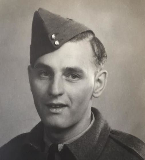 Photo of RAY IVAN MCCARTHY – Contributed by Pamela Hynes (niece, nee McCarthy), a retired veteran of the Canadian Armed Forces.  (1977-1992)  Cpl P.A. Hynes, CD, Ret'd