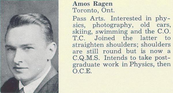 Photo of Amos Ragen
