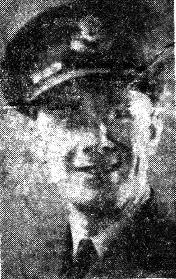 Photo of Harold Braathen – Flying Officer Harold Braathen RCAF