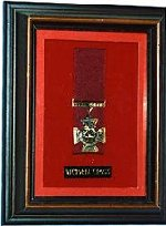 Photo of Victoria Cross – Ian Bazalgette Victoria Cross
