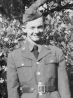 Photo of Wightman Miles Harris – FO Wightman Miles Harris, RCAF