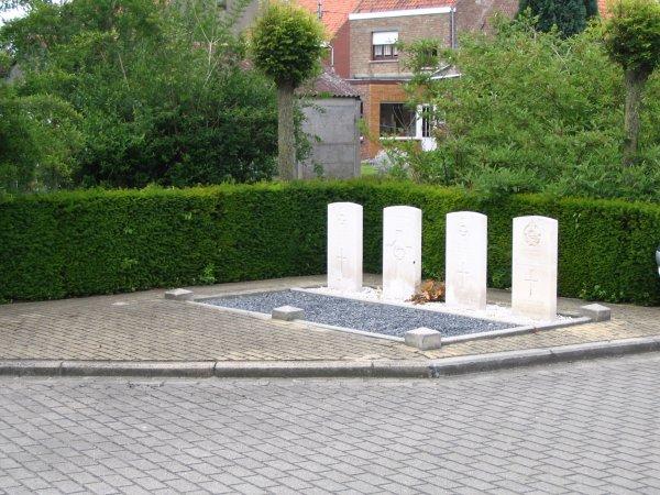 Westkerke Church Yard