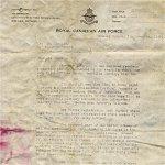 Letter dated 7 November 1946