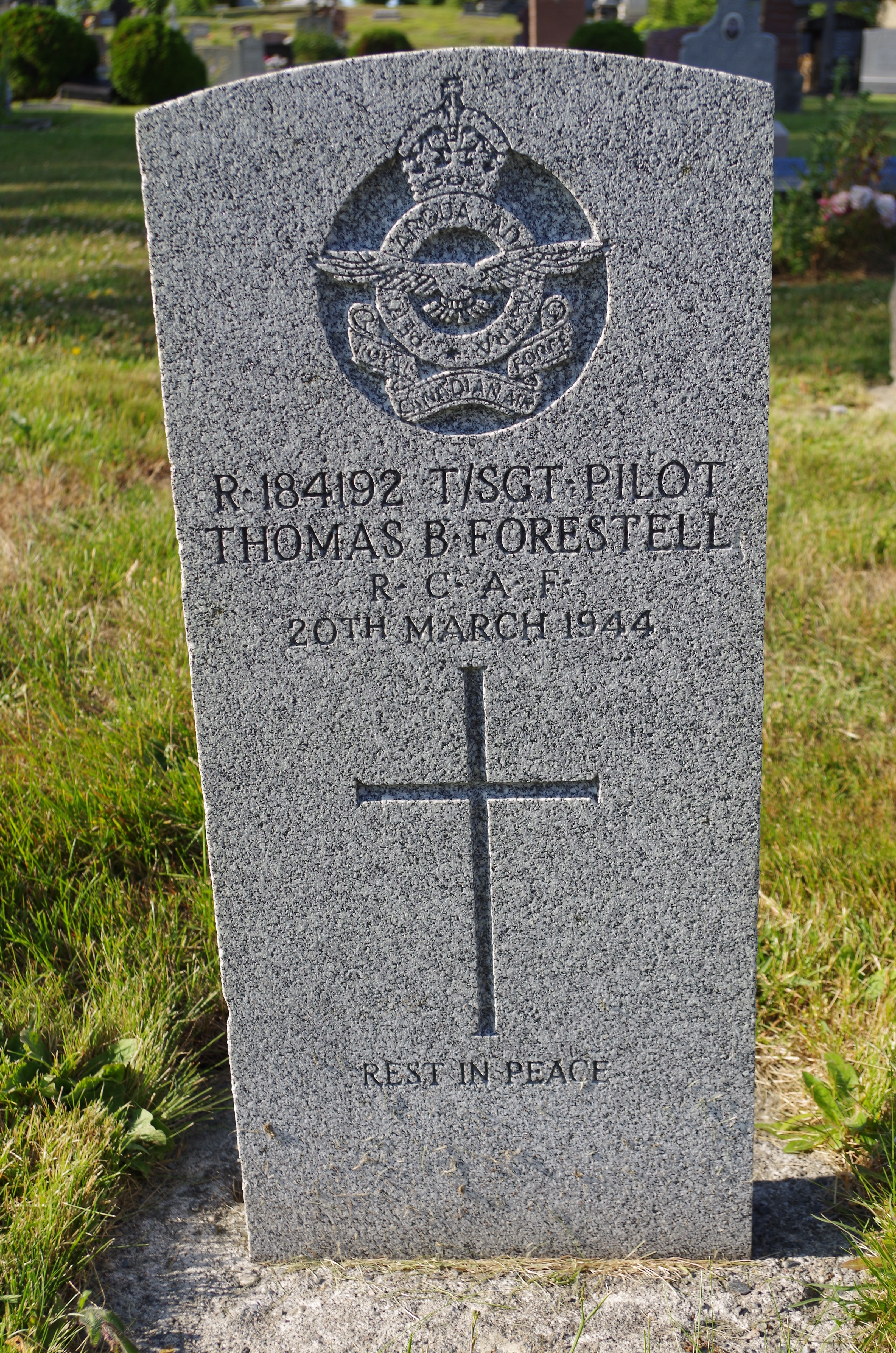 Grave Marker – Submitted for the project Operation Picture Me