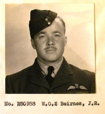Photo of Jack Rife Beirnes – Photo from LAC Ottawa