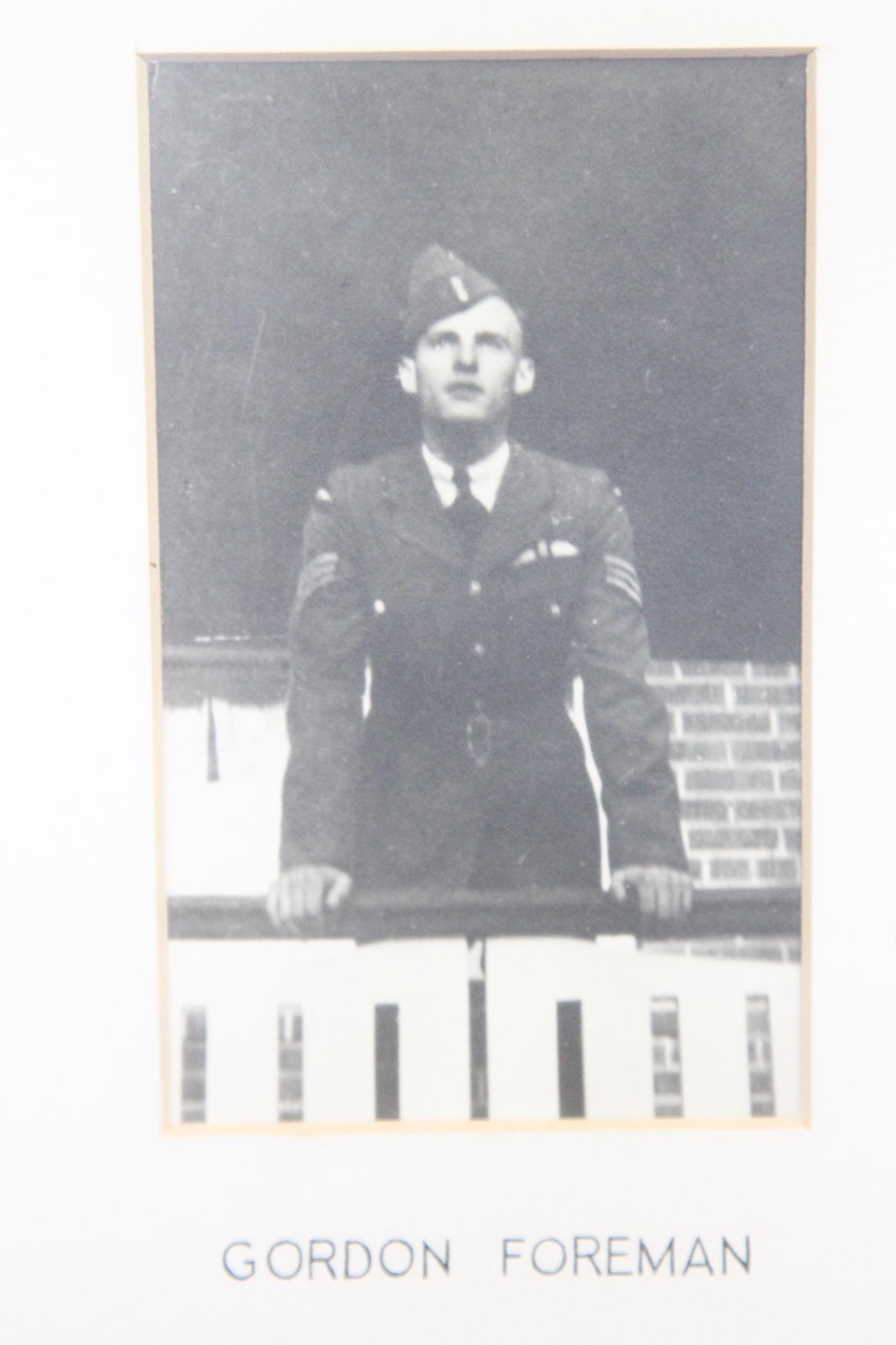 Photo of GORDON JAMES FOREMAN