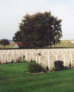 Dieppe Canadian War Cemetery – The Dieppe Canadian War Cemetery, located just outside Dieppe, France. (J. Stephens)