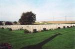 Dieppe Canadian War Cemetery – The Dieppe Canadian War Cemetery, located just outside Dieppe, France. (J. Stephens)